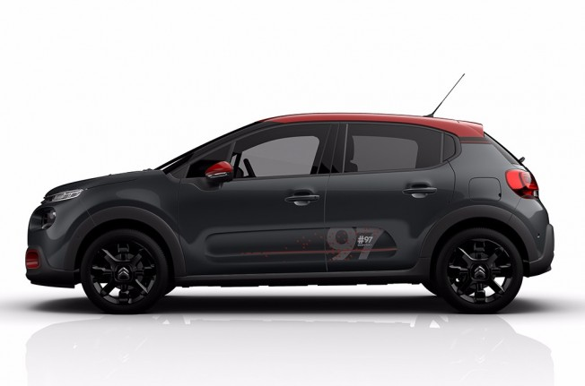 Citroën C3 #97 Edition - lateral