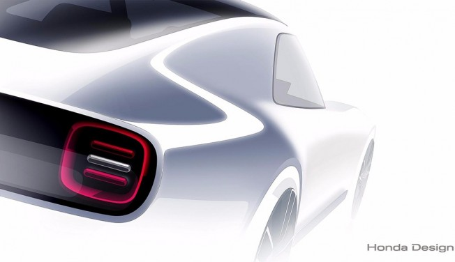Honda Sports EV Concept - teaser