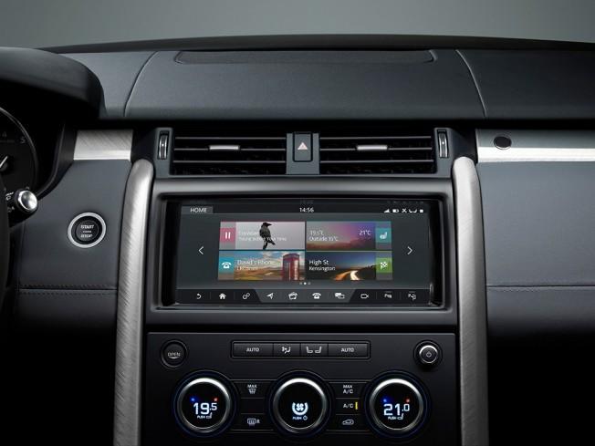 Land Rover Discovery SVX 2018 - interior