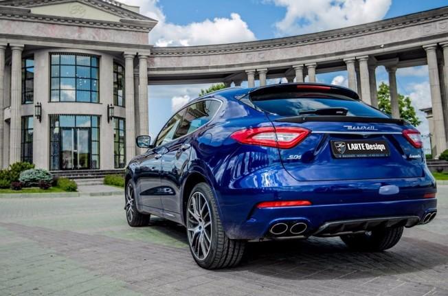 Larte Design Maserati Levante - posterior