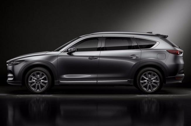 Mazda CX-8 2018 - lateral