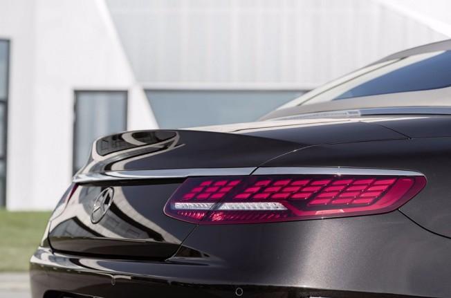 Mercedes Clase S Cabrio 2018 - posterior