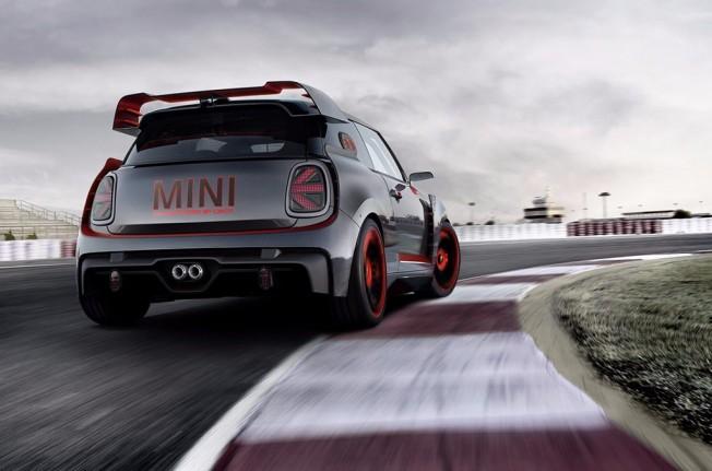 MINI John Cooper Works GP Concept - posterior