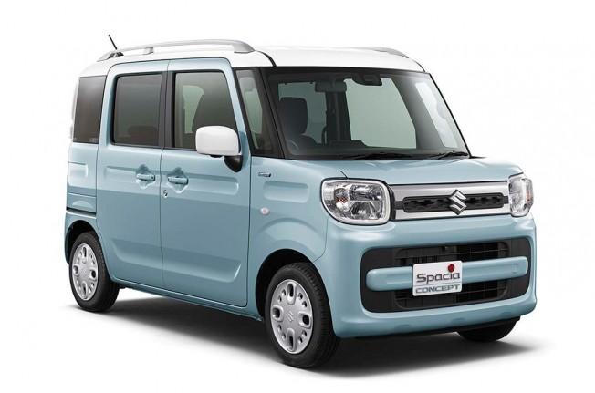 Suzuki Spacia Concept