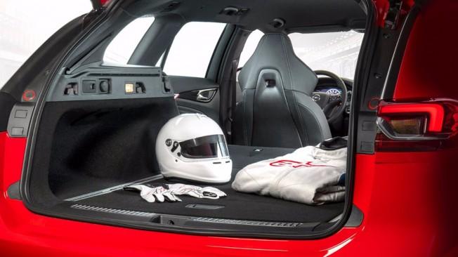 Opel Insignia Sports Tourer GSi 2018 - maletero