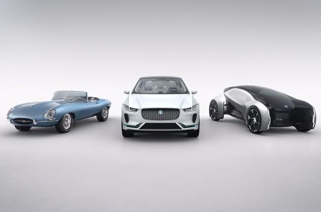 Jaguar eléctricos
