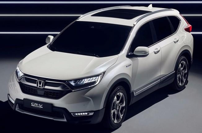 Honda Urban EV Concept - frontal
