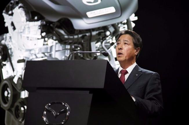 Mazda está colaborando con Toyota