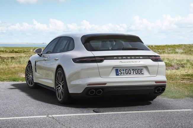 Porsche Panamera Turbo S E-Hybrid Sport Turismo - posterior