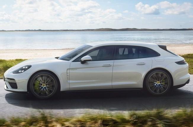 Porsche Panamera Turbo S E-Hybrid Sport Turismo - lateral