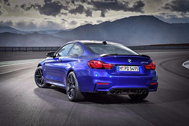 BMW M4 CS 2017 - posterior
