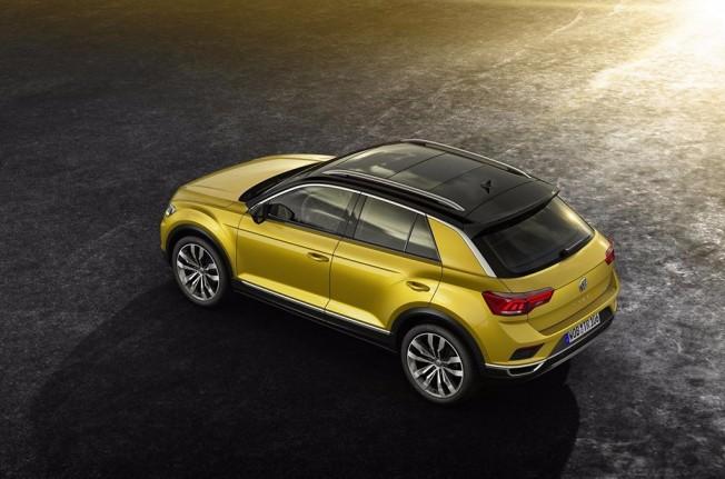 Volkswagen T-Roc - posterior
