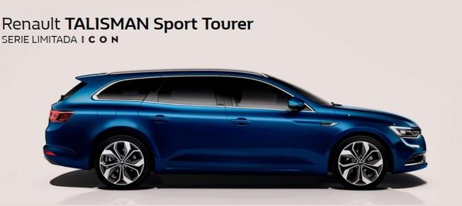 Renault Talisman Sport Tourer ICON