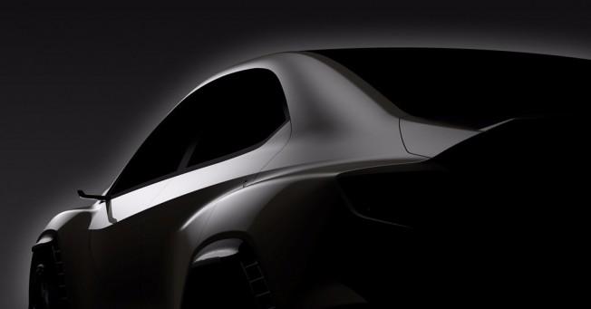 Subaru Viziv Performance Concept - posterior