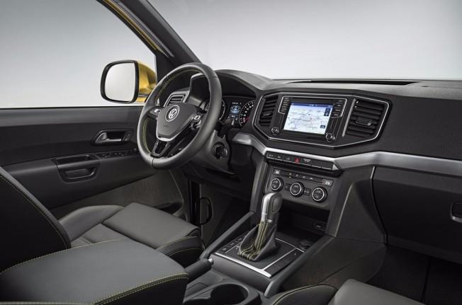 Volkswagen Amarok Aventura Exclusive Concept - interior