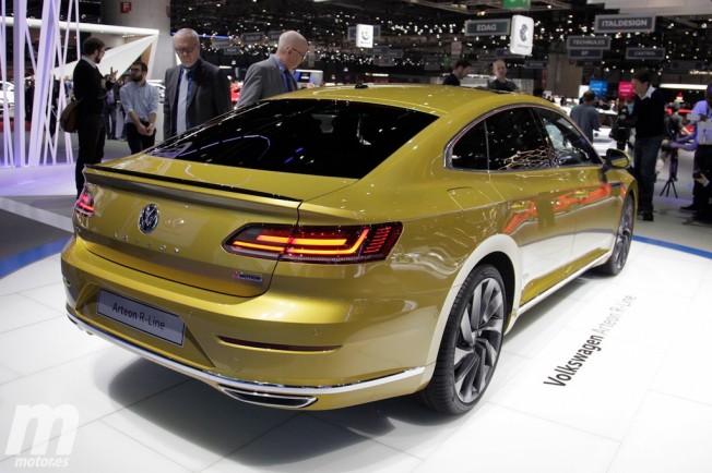 Volkswagen Arteon 2017 - posterior