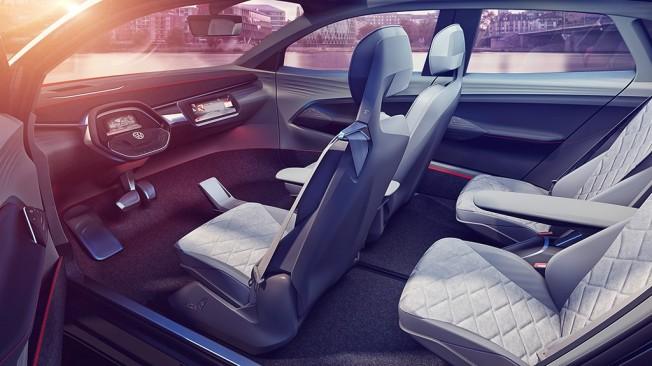 Volkswagen I.D. Crozz Concept - interior