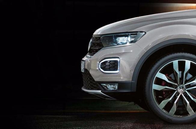 Volkswagen T-Roc Limited Edition - llantas de aleación
