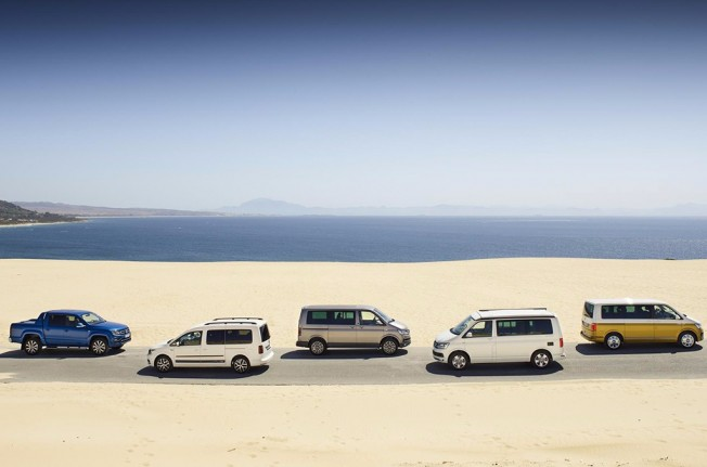 Volkswagen Vehículos Comerciales - Gama Life