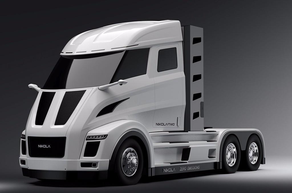 Bosch dotará a los camiones eléctricos de Nikola con su eAxle