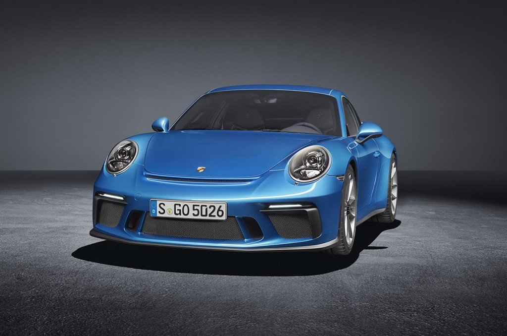 Porsche 911 GT3 Touring Package: manual y 500 CV para un cóctel perfecto