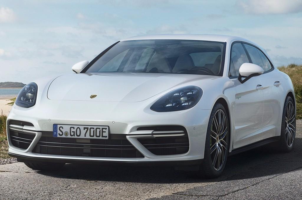 Porsche Panamera Turbo S E-Hybrid Sport Turismo: potencia y movilidad eléctrica