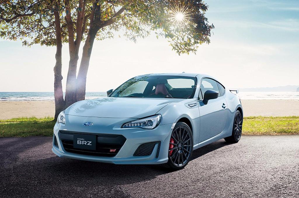 Subaru BRZ STI Sport: exclusividad con una nueva puesta a punto