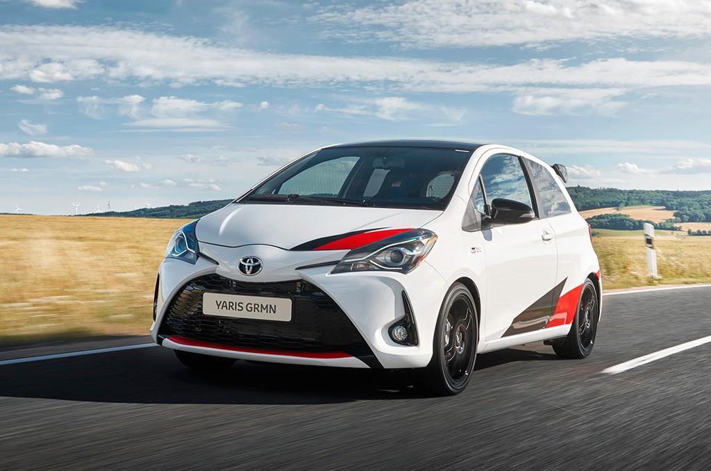 Toyota Yaris GRMN 2018: deportividad en pequeños frascos