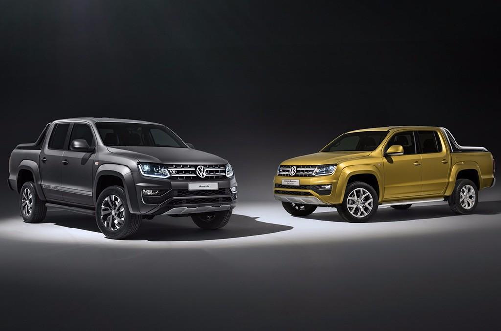 Volkswagen Amarok Dark Label y Aventura Exclusive: elegancia y potencia