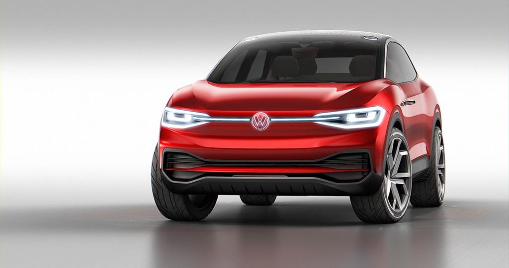 El nuevo Volkswagen I.D. Crozz Concept nos adelanta el modelo de producción