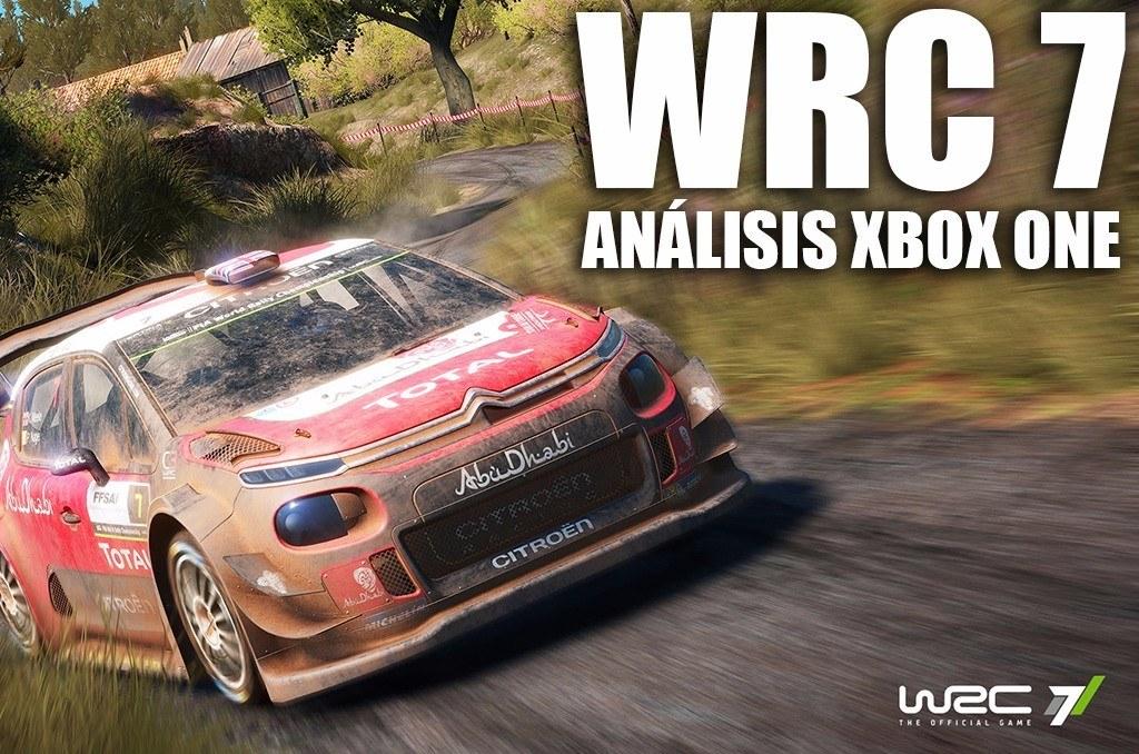 Análisis WRC 7 para Xbox One: el jugador más exigente está de enhorabuena