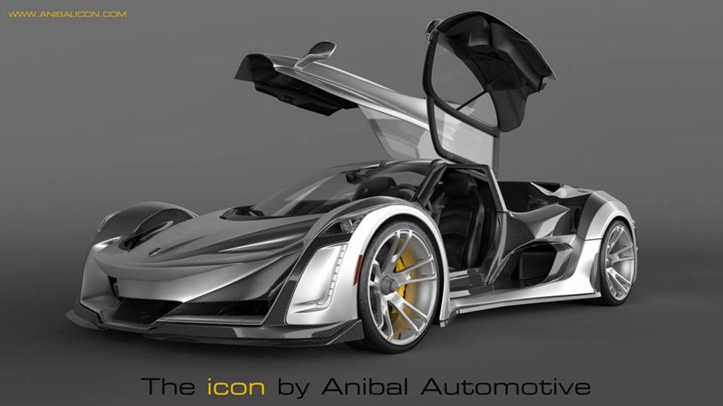 Anibal Icon: un Porsche 911 Turbo S hipertrofiado de 932 CV