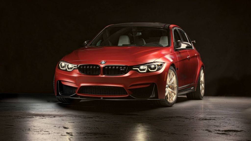 BMW M3 30 Years American Edition desvelado en el SEMA 2017