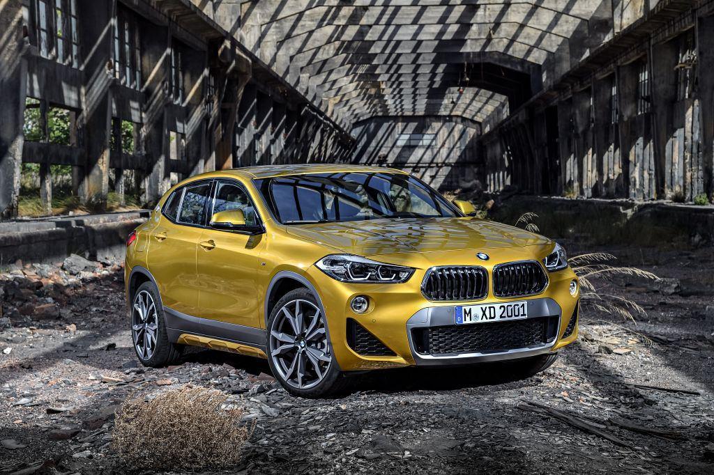El nuevo BMW X2 ya es oficial, todos los datos de la nueva gama