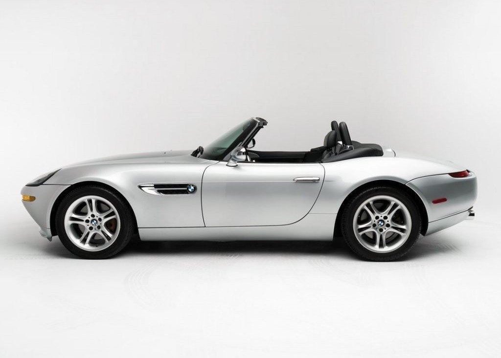 A subasta el impecable BMW Z8 de Steve Jobs