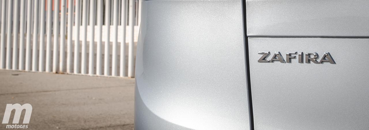 Prueba Opel Zafira 1.6 CDTi, lo que ningún SUV puede igualar