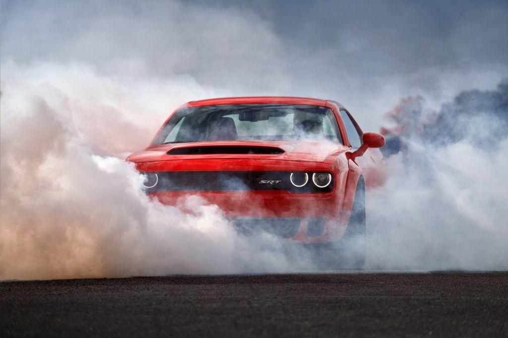 El desarrollo del Dodge SRT Demon se llevó en absoluto secreto