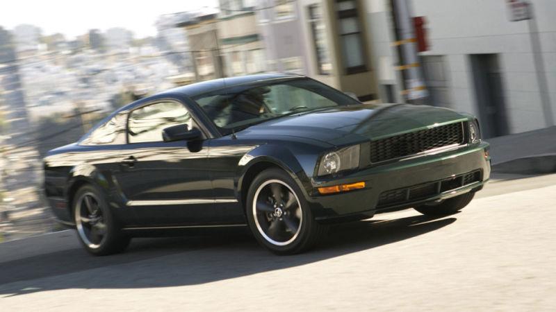 Una filtración parece confirmar el nuevo Ford Mustang Bullitt 2018