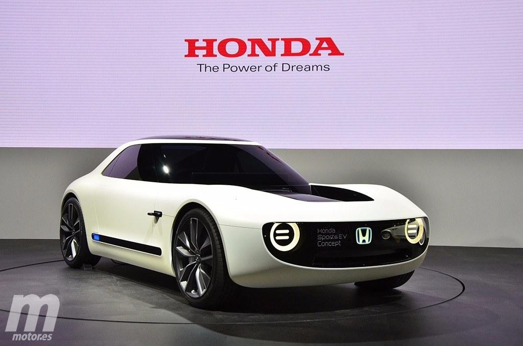 Todos los detalles del Honda Sports EV Concept desde Tokio
