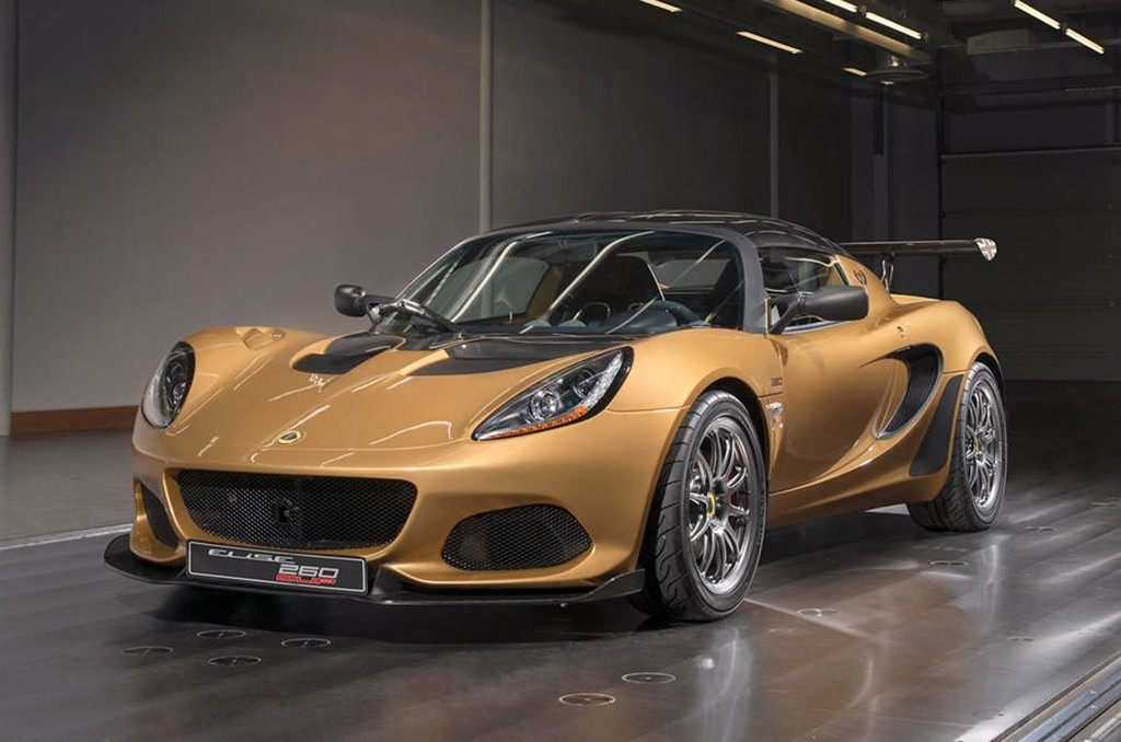 Lotus Elise Cup 260: ¿Estamos ante la versión definitiva?