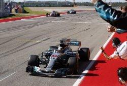 """Mercedes vive el """"año más difícil"""" para ganar el título"""