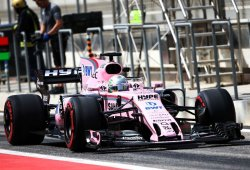 Alineación 100% mexicana en Force India para los libres 1