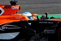 """Alonso cuaja una """"remontada espectacular del vigésimo al undécimo"""""""