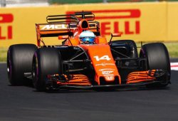 """Alonso: """"Posiblemente ha sido el mejor viernes del año"""""""