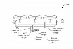 ¿Un dron capaz de recargar coches eléctricos?, Amazon ya trabaja en esa idea