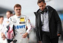"""Berger: """"Considero que Lucas Auer necesita ganar el DTM"""""""