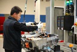 La nueva fábrica de baterías de BMW en China ya está en funcionamiento