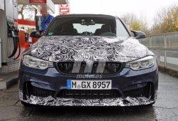 ¿BMW M3 CS o Final Edition? Avistada una mula de una versión especial del M3