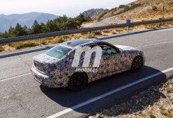 Cazamos el futuro BMW M340i que podría tener un techo de carbono