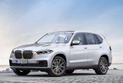 Adelantamos el diseño del BMW X5 2018 con esta recreación